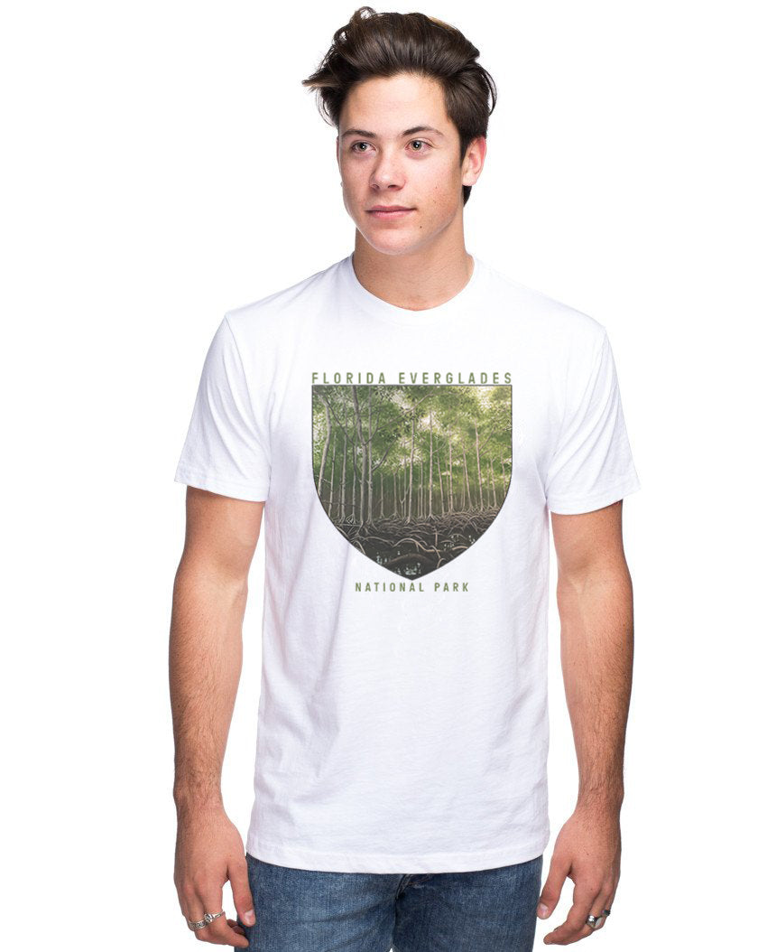 Florida Everglades National Park Men's Premium Triblend Short Sleeve Tee
