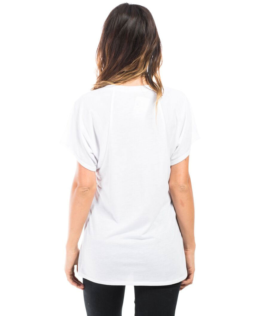 Every Person Flowy Raglan