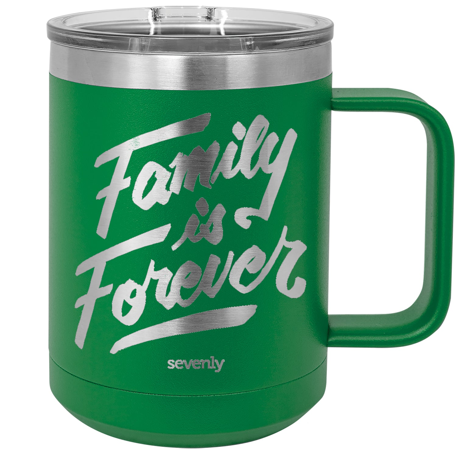 Family Is Forever Insulated Mug Drinkware