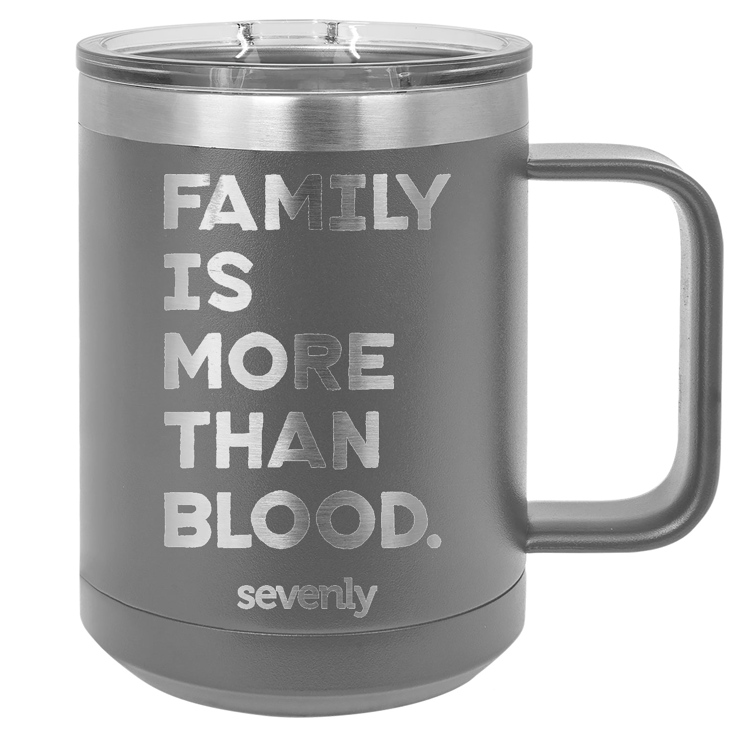 Family Is More Than Blood Insulated Mug Drinkware