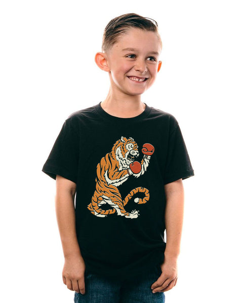 Fighting Tiger Kids Tee