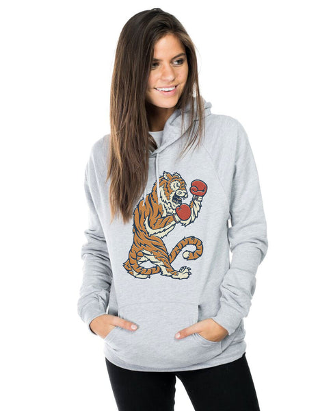 Fighting Tiger Unisex Hoodie