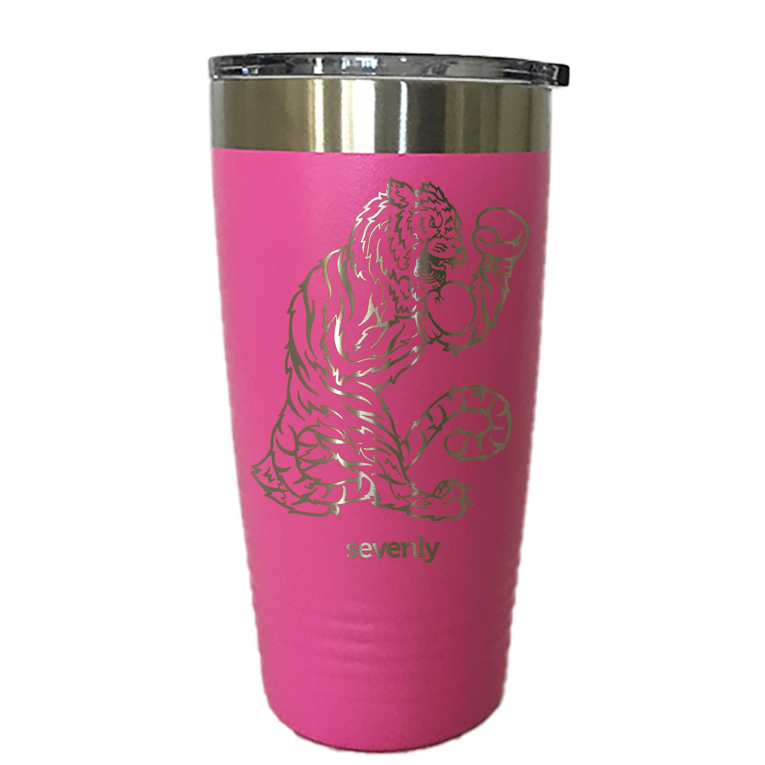 Fighting Tiger Tumbler Drinkware