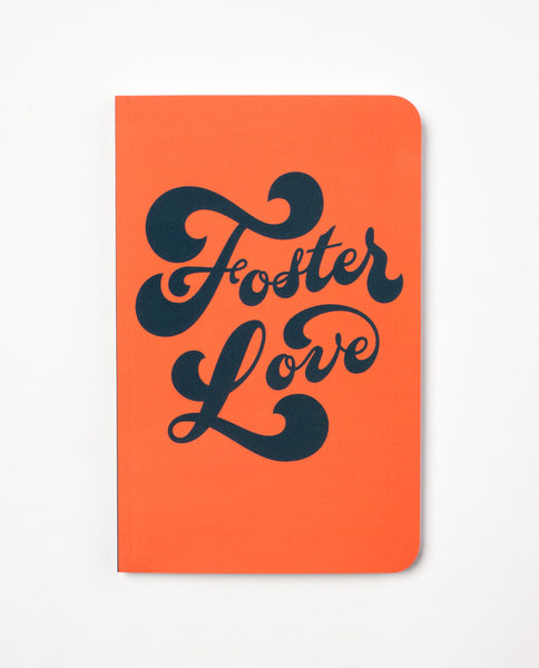 Foster Love Denik Journal (Lined)