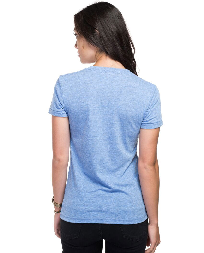 Give A Lifeline Triblend Short Sleeve Tee