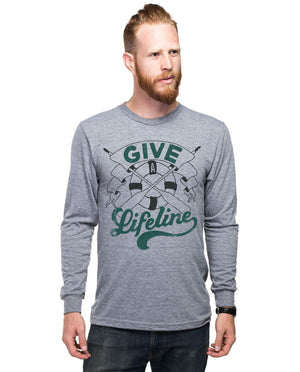 Give A Lifeline Long Sleeve Tee