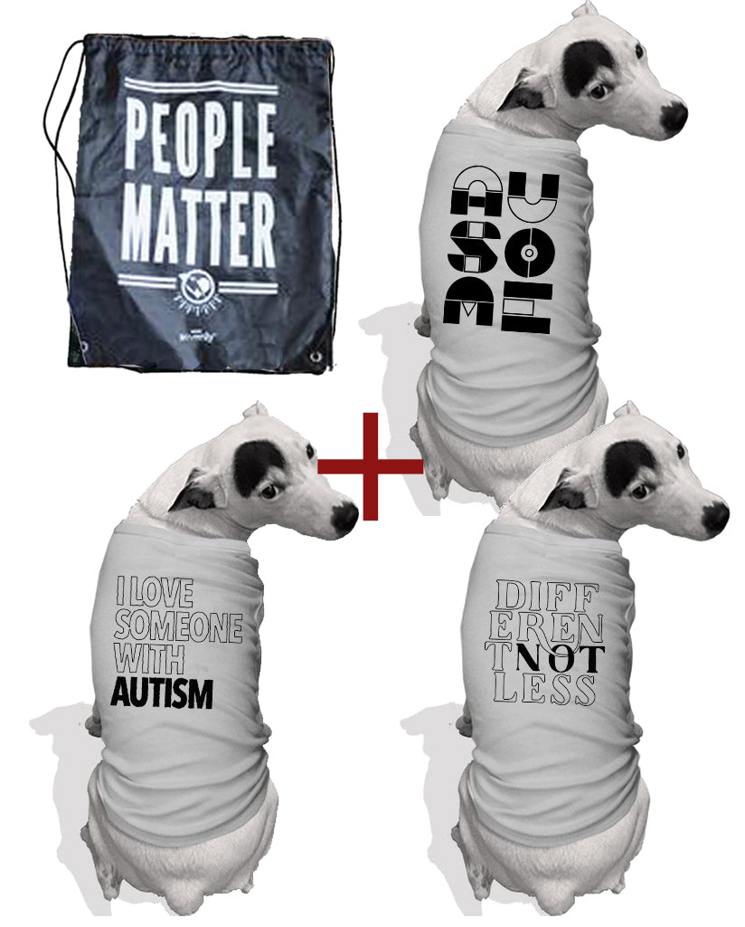 Autism April Give Bag