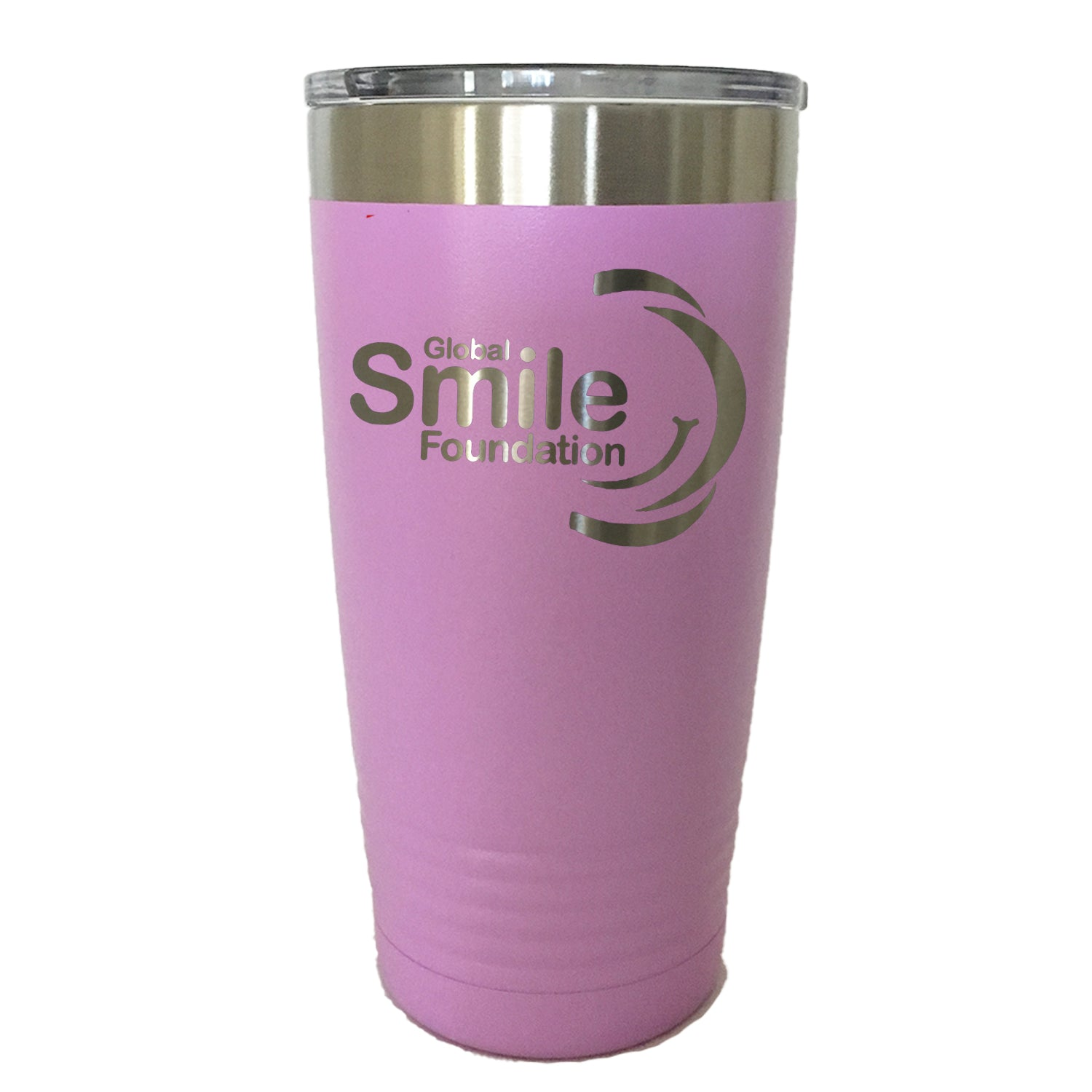 Global Smile Logo - Tumbler Drinkware