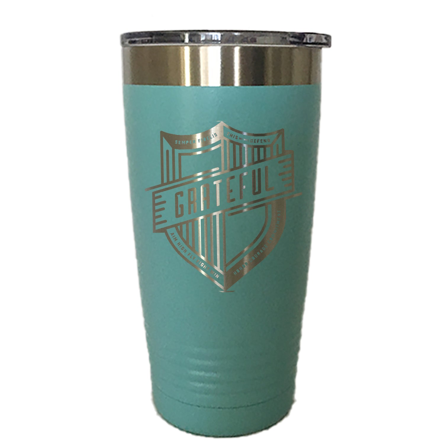 Grateful - Tumbler Drinkware