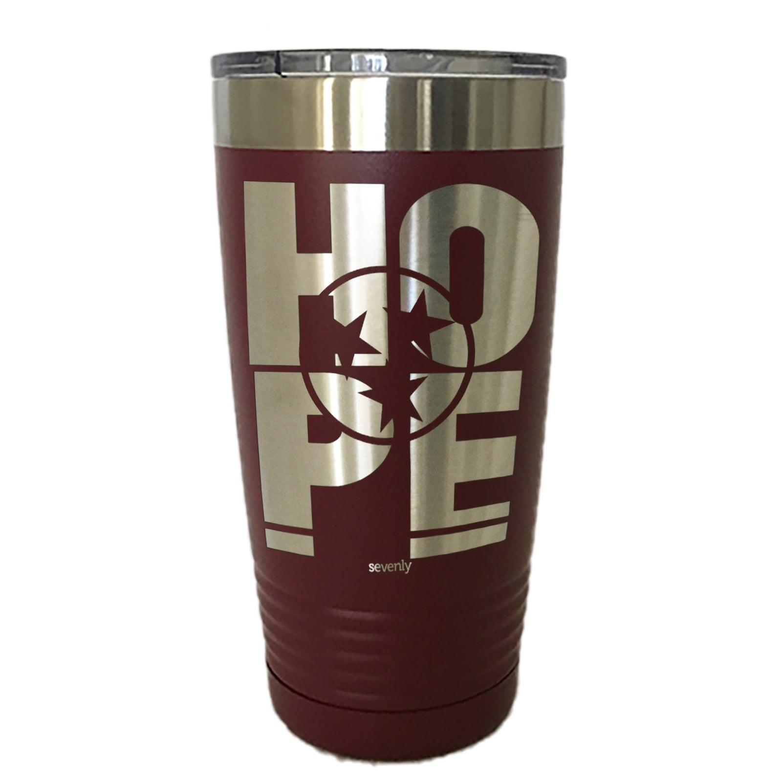 HOPE Tennessee - Tumbler Drinkware