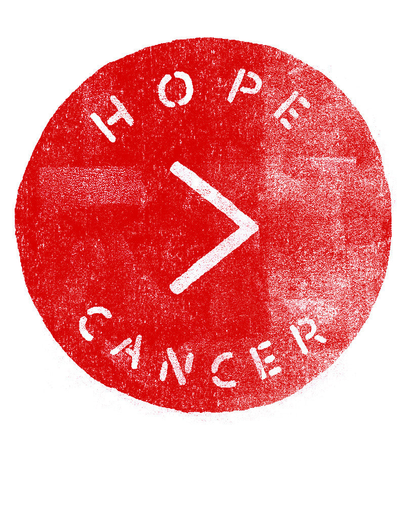 Hope > Cancer WomensTriblend Short Sleeve Tee