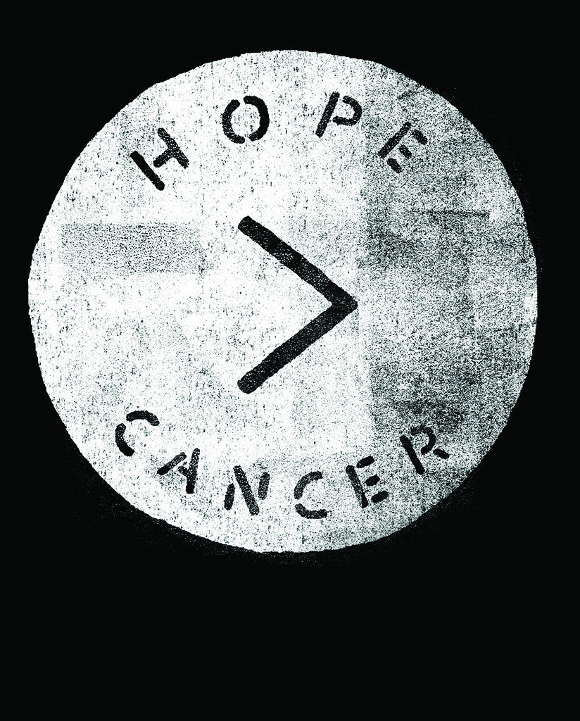 Hope > Cancer Mens Premium Fitted Tee
