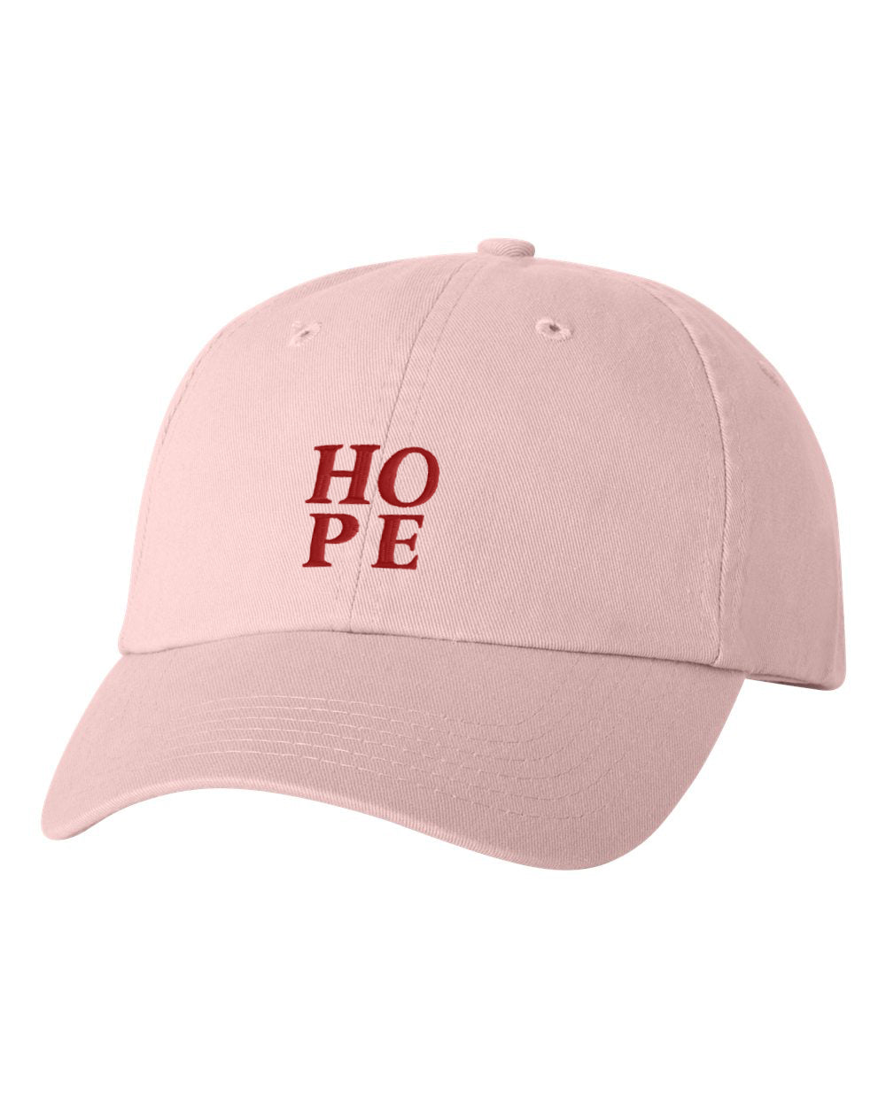 Embroidered HOPE Dad Cap