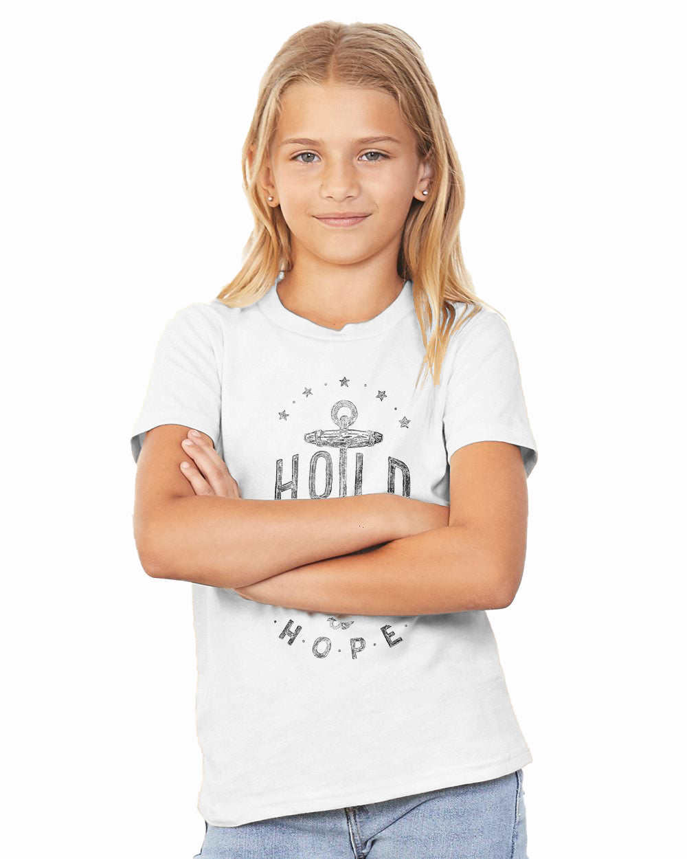 HOLD FAST PREMIUM CLASSIC TEE FOR KIDS