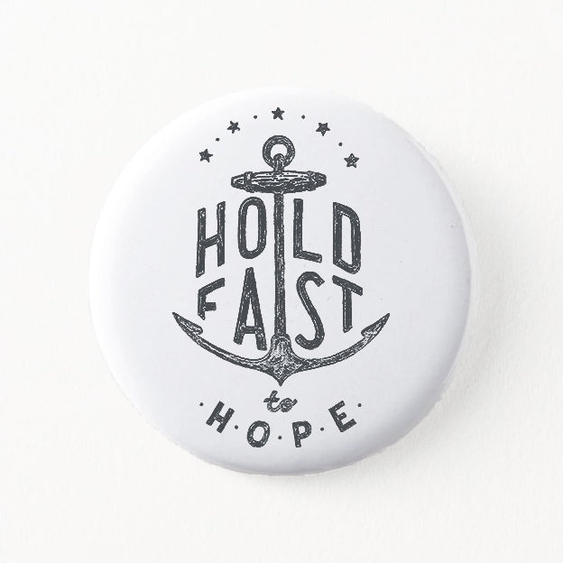 HOLD FAST BUTTON PIN