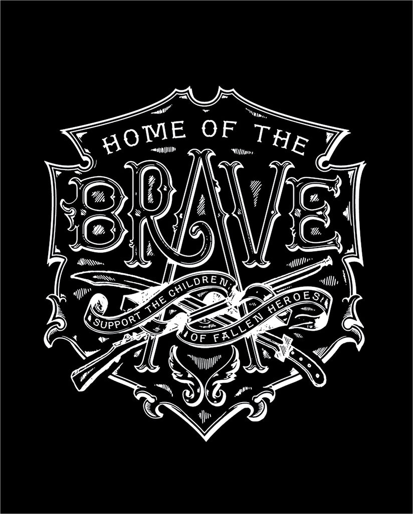 HOME OF THE BRAVE Womens Blue Flowy V-Neck