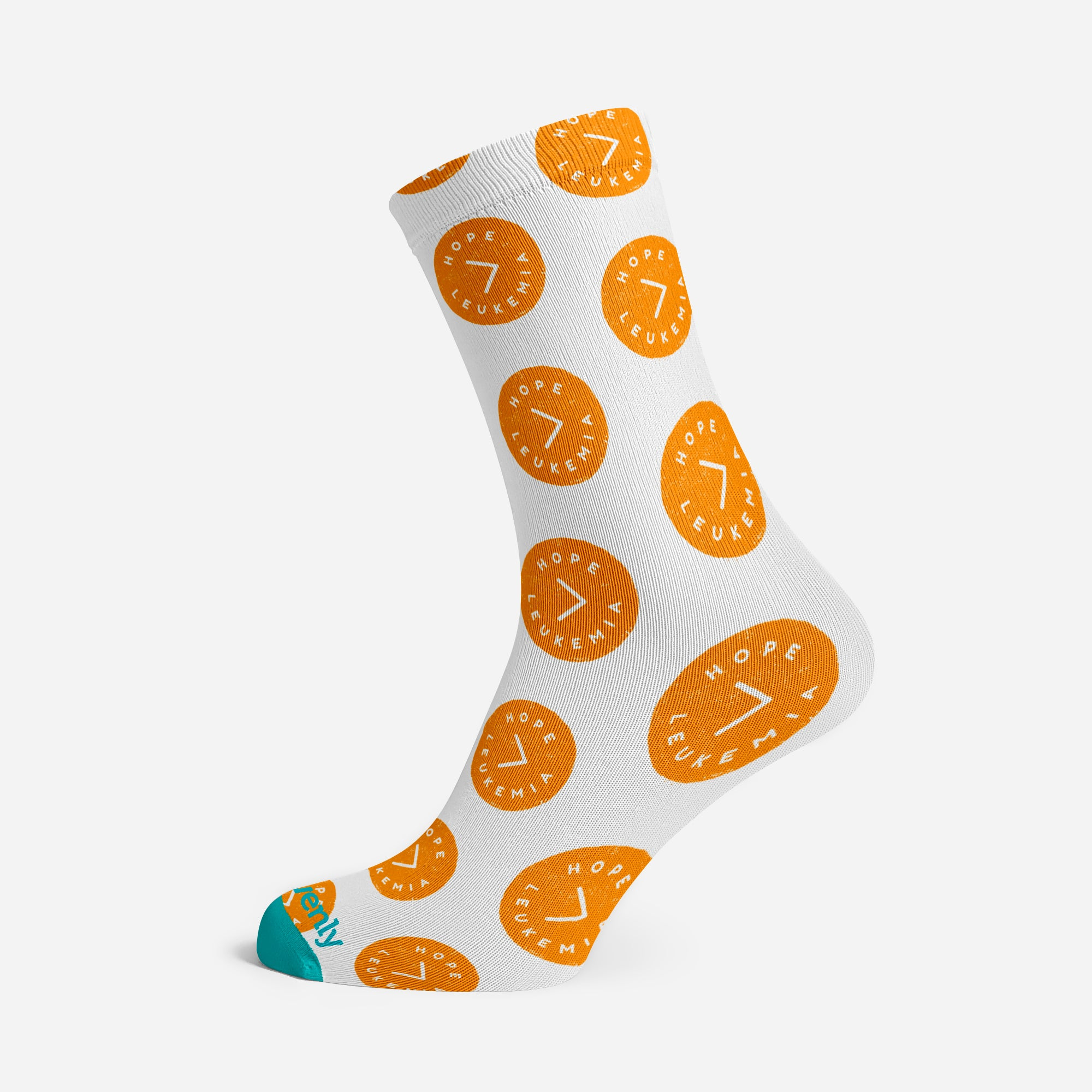 HOPE > LEUKEMIA PREMIUM ADULTS SOCKS
