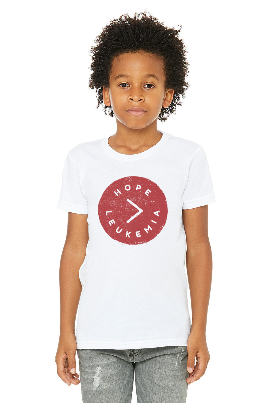 HOPE > LEUKEMIA PREMIUM CLASSIC TEE FOR THE FAMILY