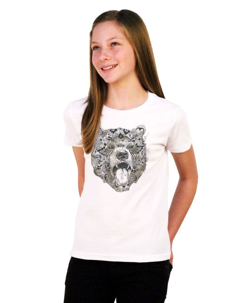 Strong Bear Youth Short Sleeve Tee