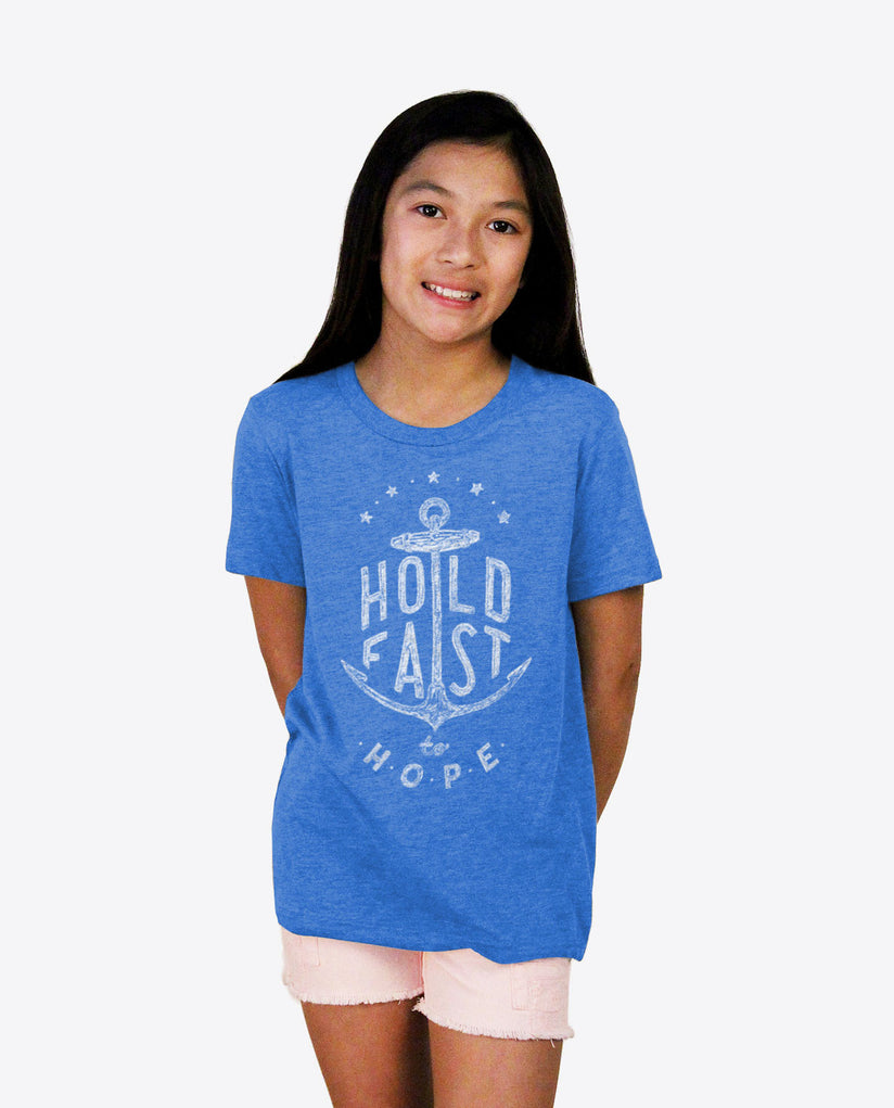 Hold Fast Youth Short Sleeve Tee