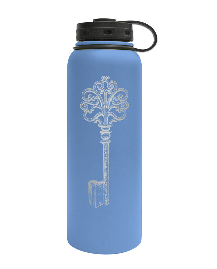 Knowledge Is Key Eco-Stylish Water Bottle - 25oz