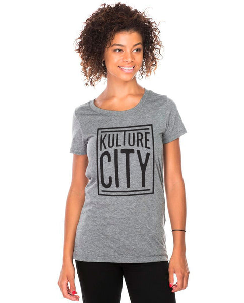 Kulture City Triblend Short Sleeve Tee