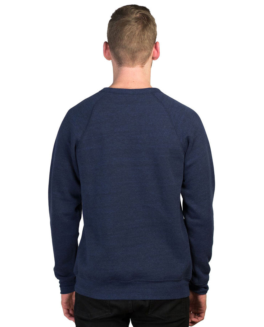 Elk Mountain Fleece Crew Neck Sweatshirt