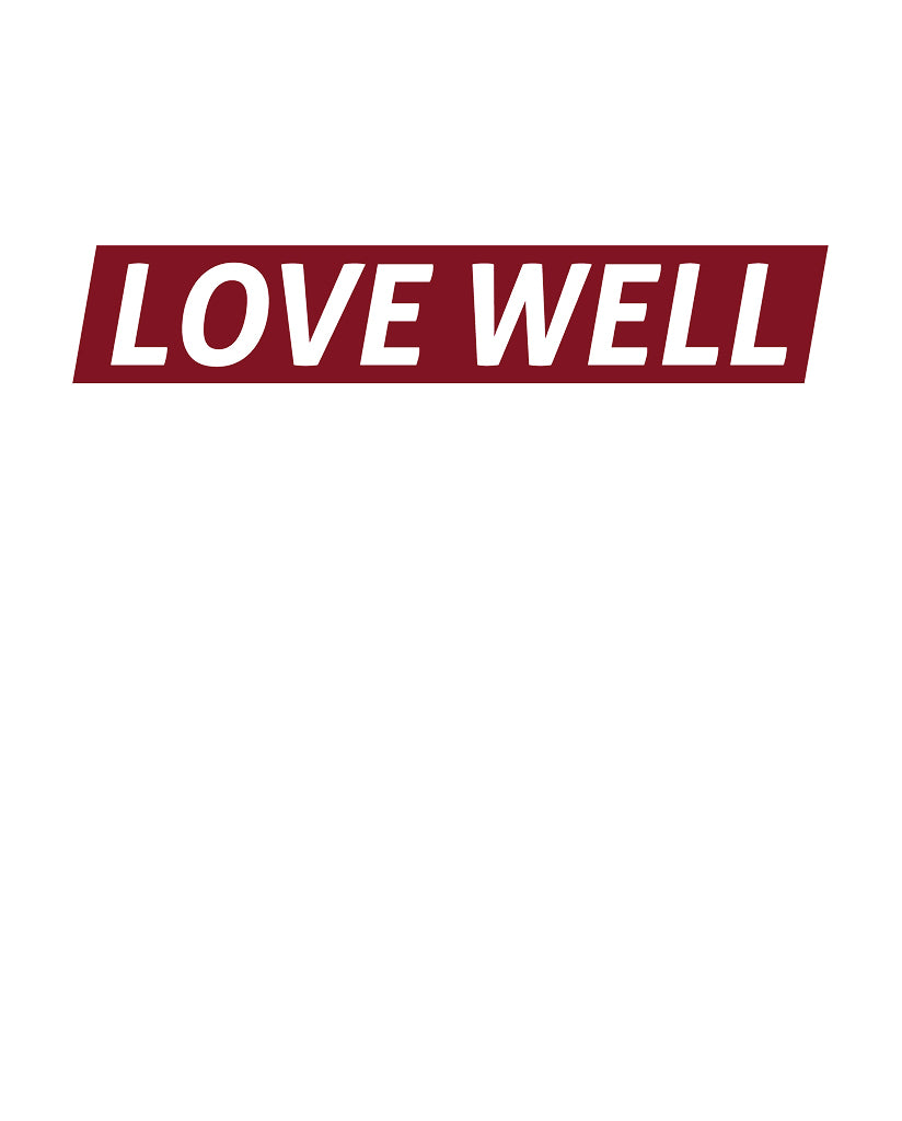 LOVE WELL Womens White Flowy Raglan