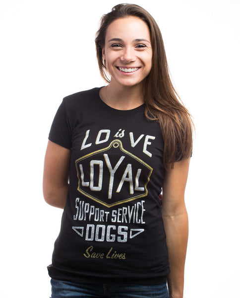 Love Is Loyal Perfect Tee