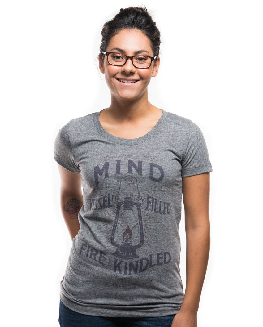 Mind Vessel Triblend Short Sleeve Tee