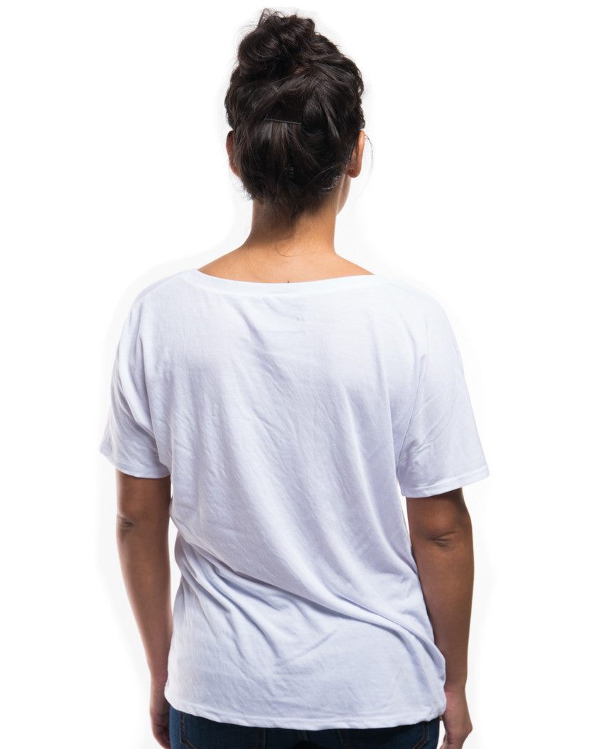 Mind Vessel Womens Flowy V Neck