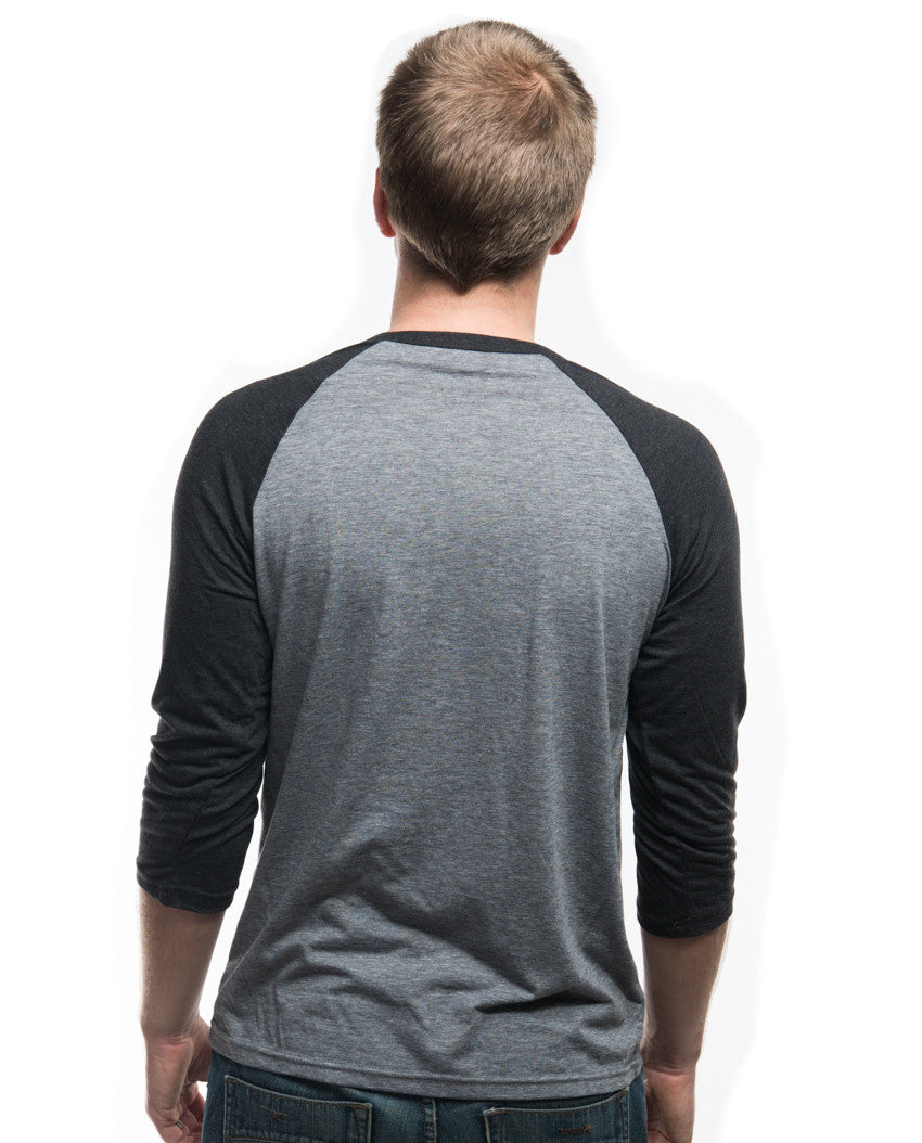 Mind Vessel Mens Baseball Tee