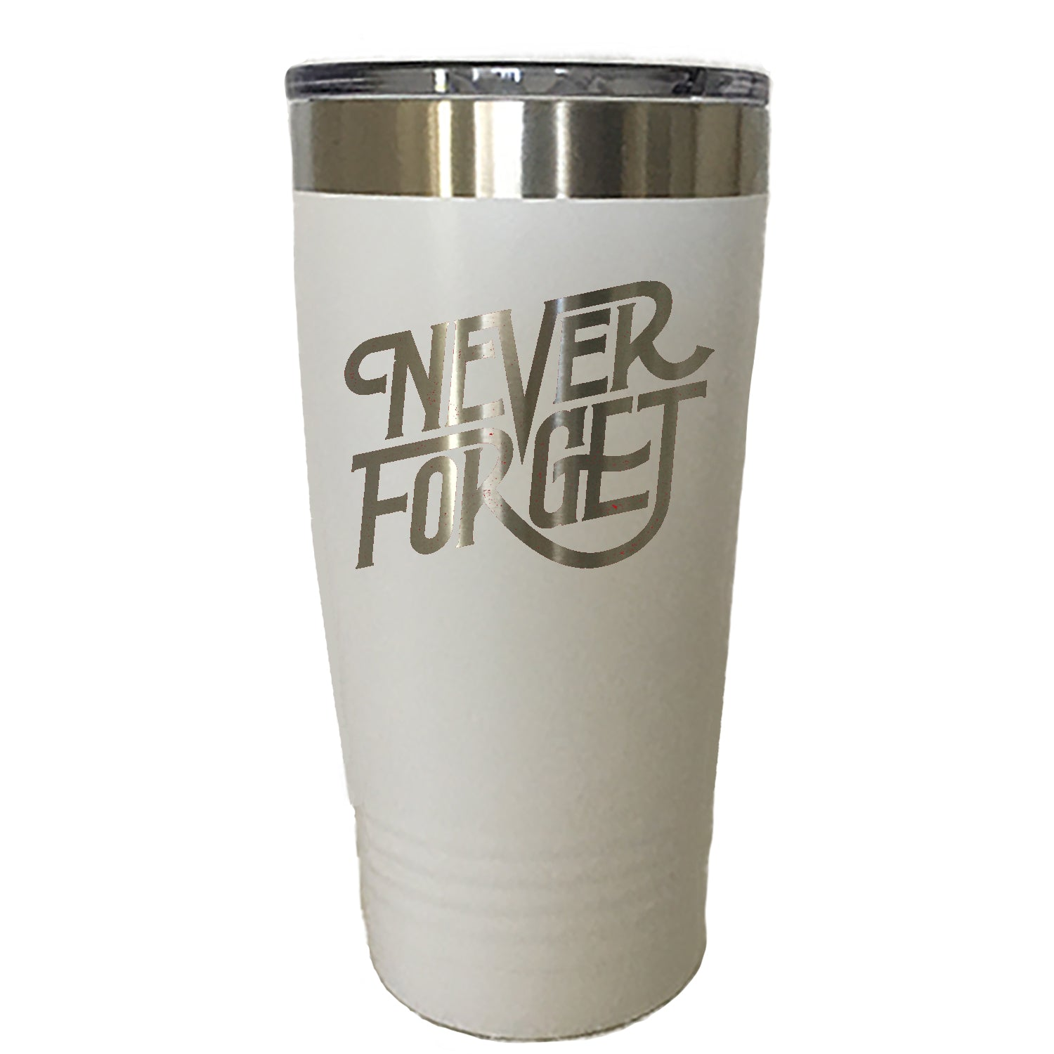 Never Forget - Tumbler Drinkware