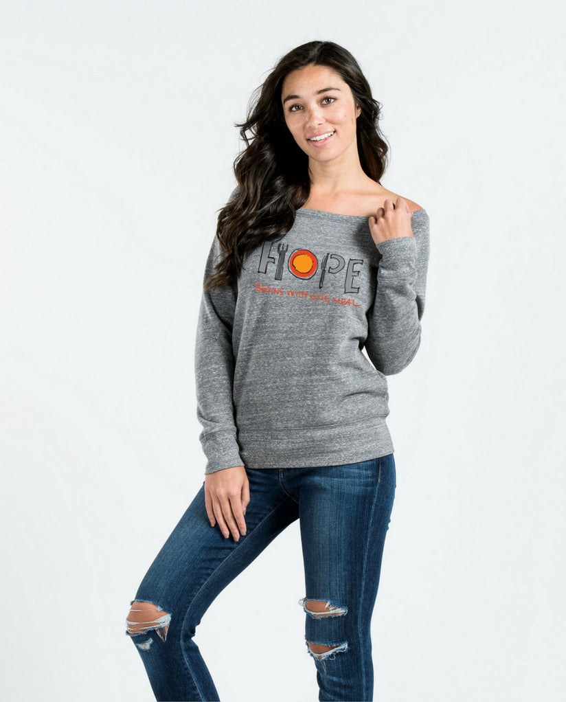 Hope Slouchy Sweatshirt