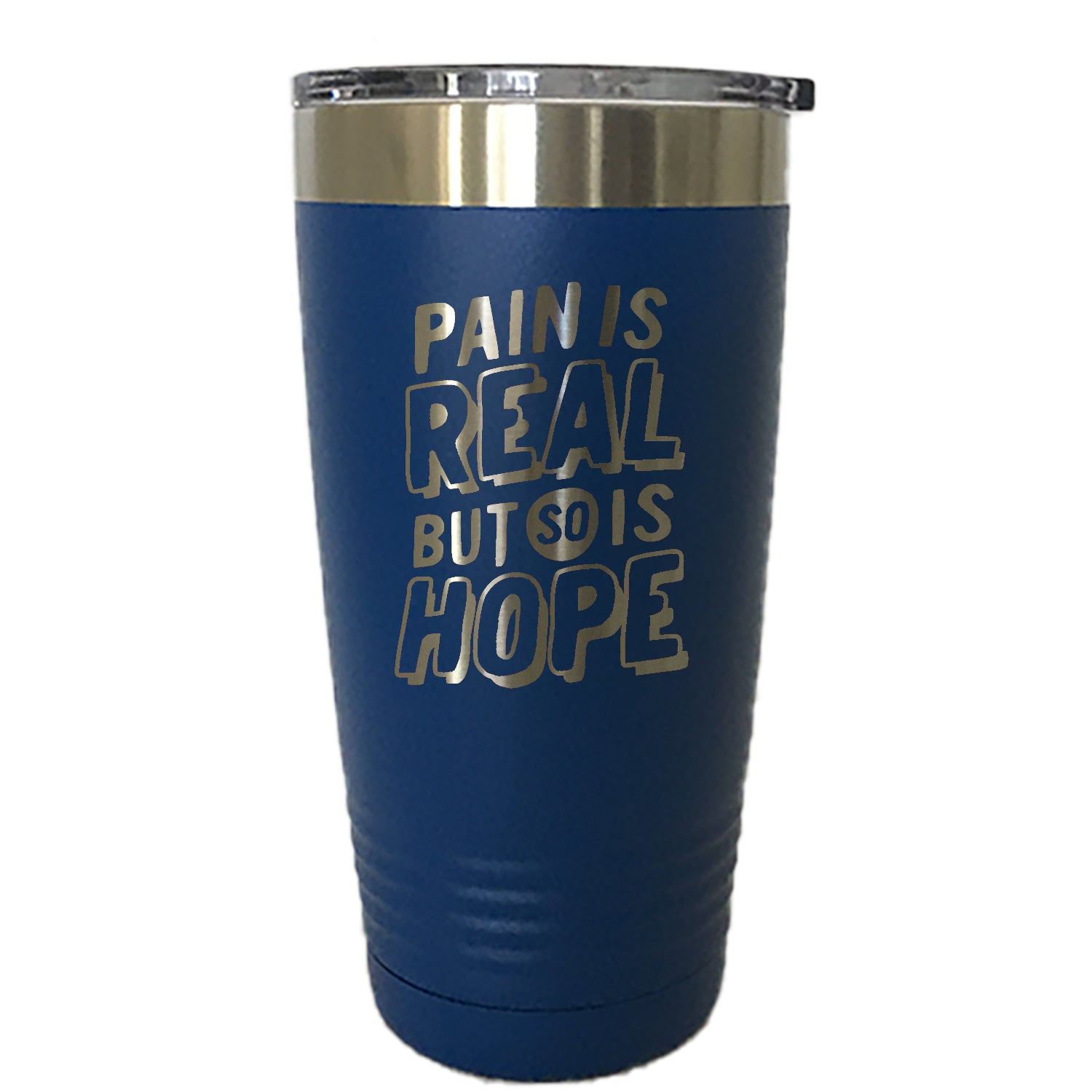 Hope Is Real - Tumbler Drinkware