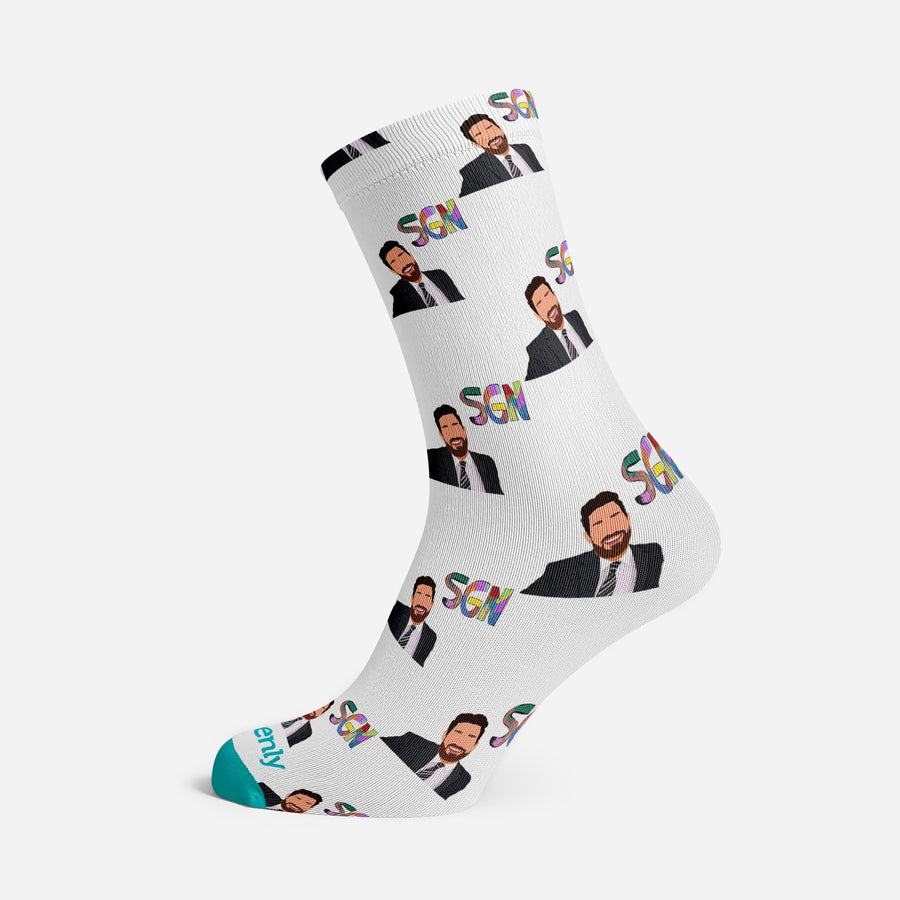 SGN ANCHOR PREMIUM ADULTS SOCKS