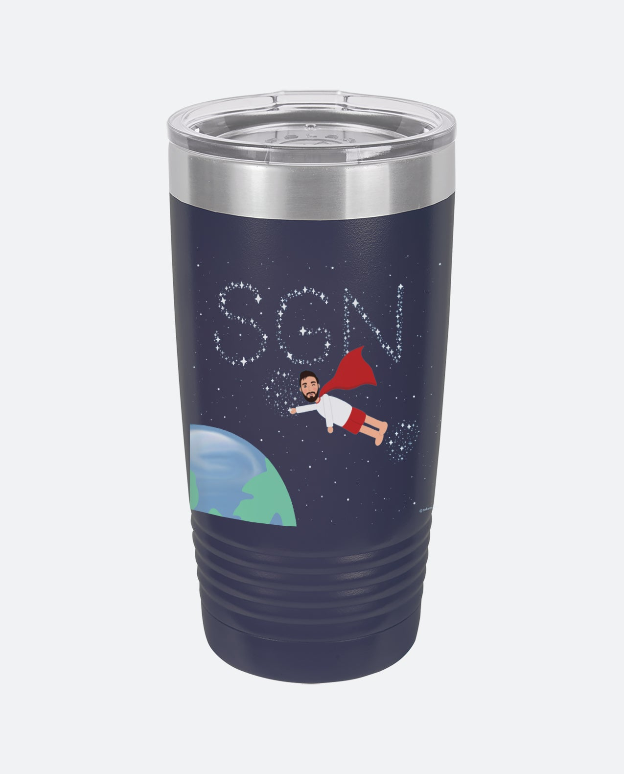 SGN Some Good News Super John Tumbler
