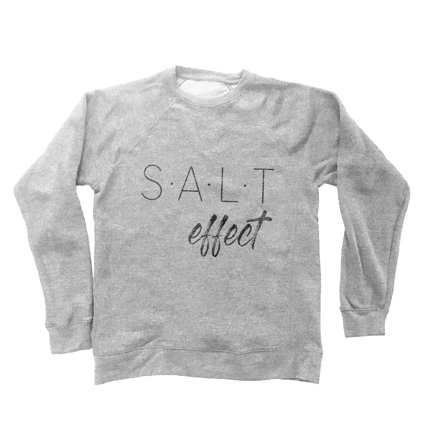 SALT Effect - Unisex Crewneck Sweatshirt