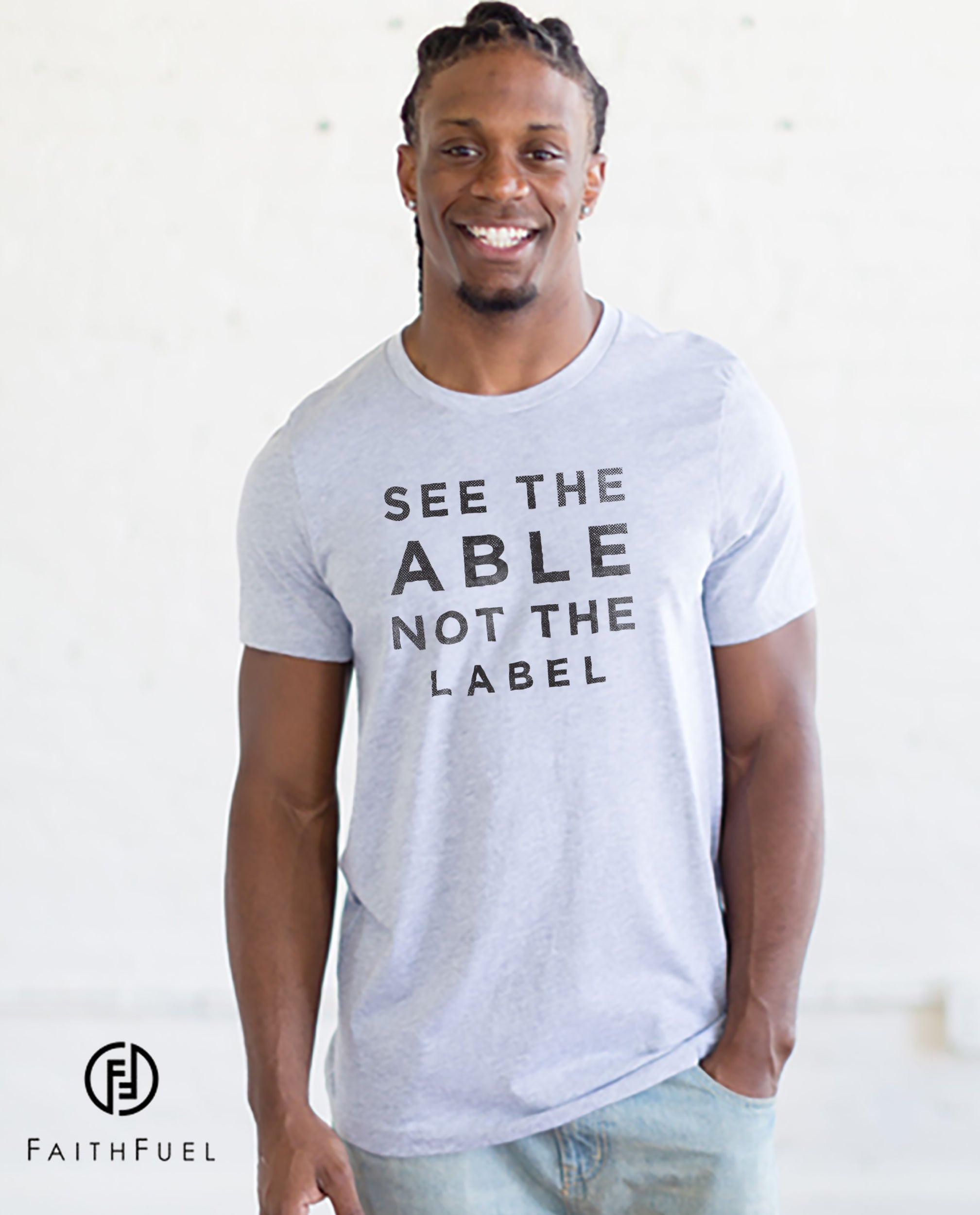 Sevenly + FaithFuel GIVEBOX - Men's Autism Box