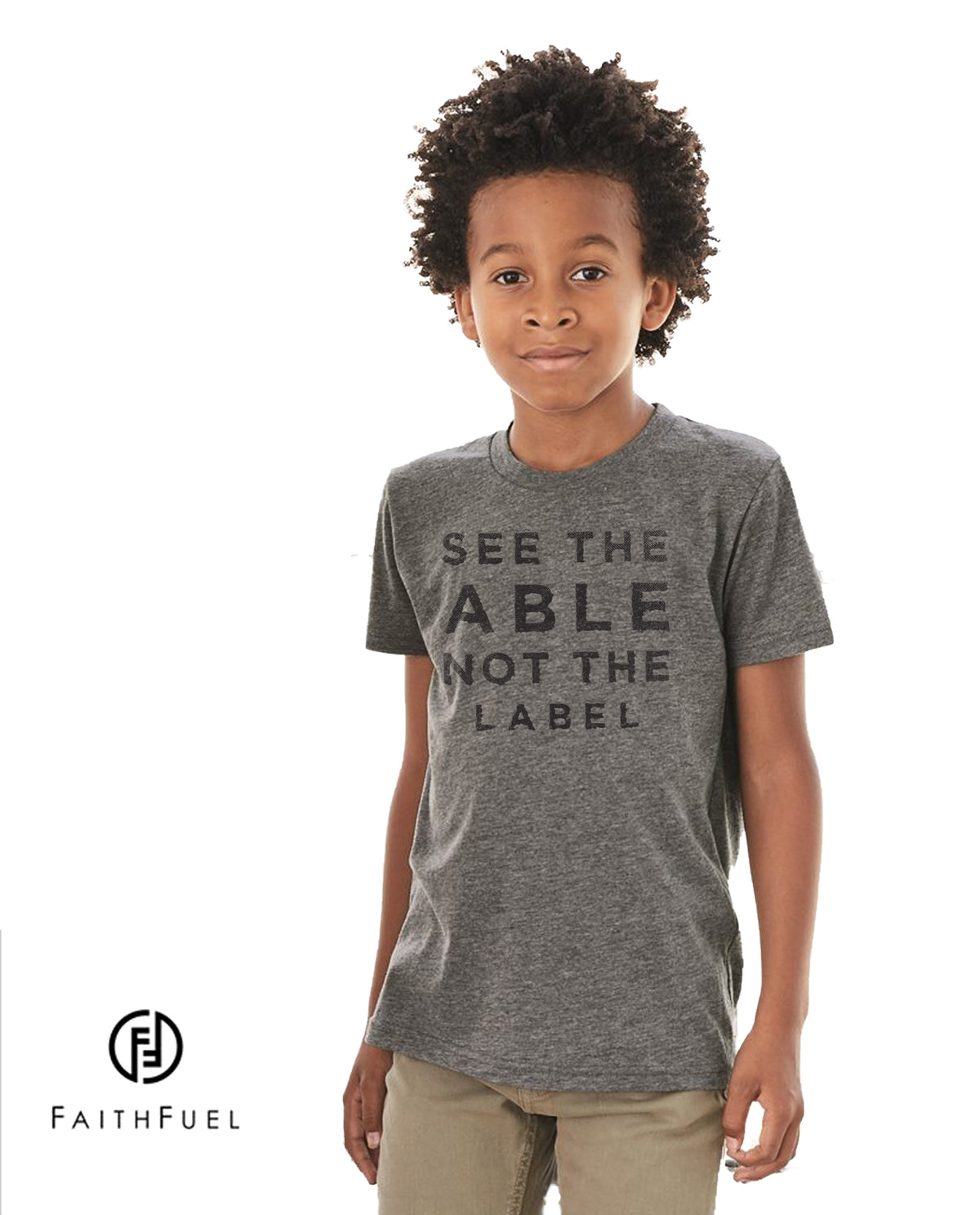 Sevenly + FaithFuel GIVEBOX - Kids