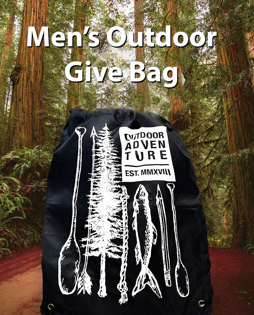 Environment - Men's Premium The Mountains Are Calling OUTDOOR Give Bag
