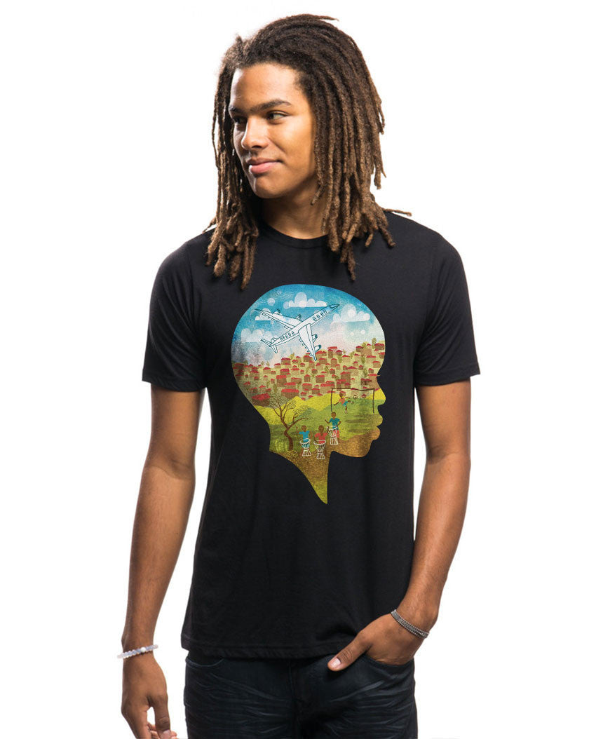 Imba Silhouette Collage Tee