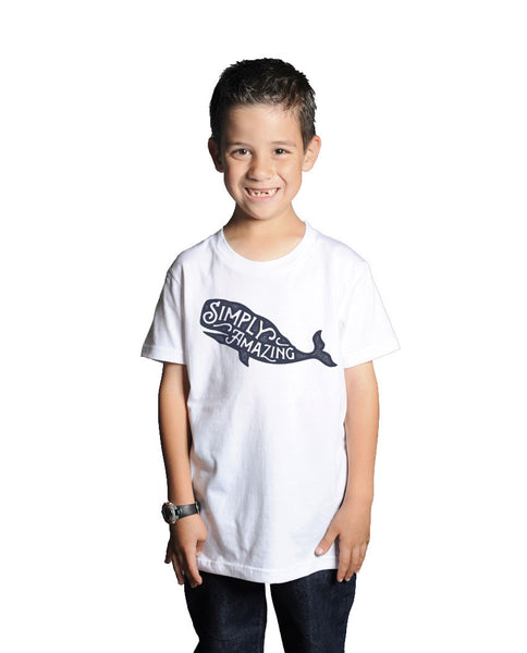 Simply Amazing Kids Tee