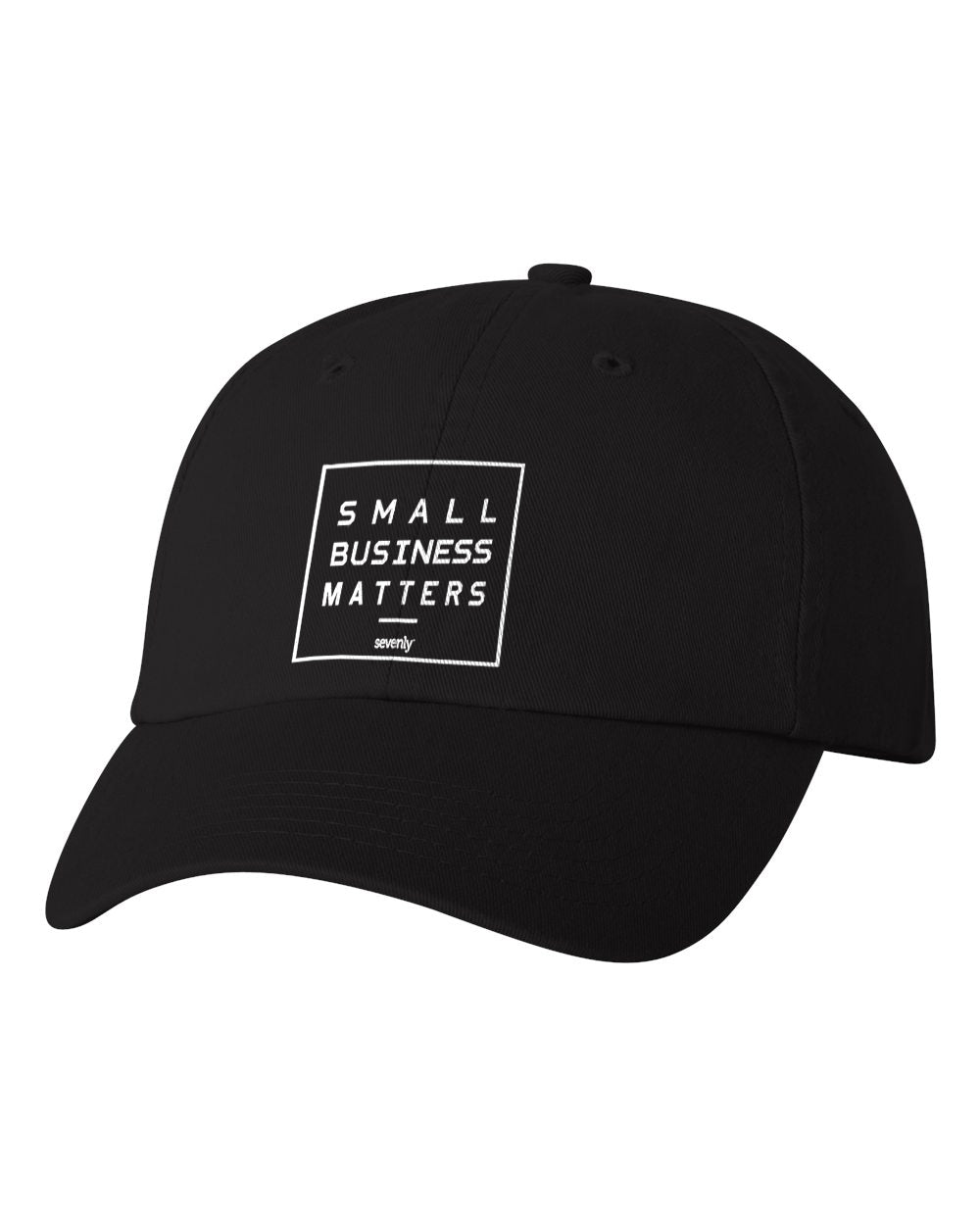 Small Business Matters Dad Cap