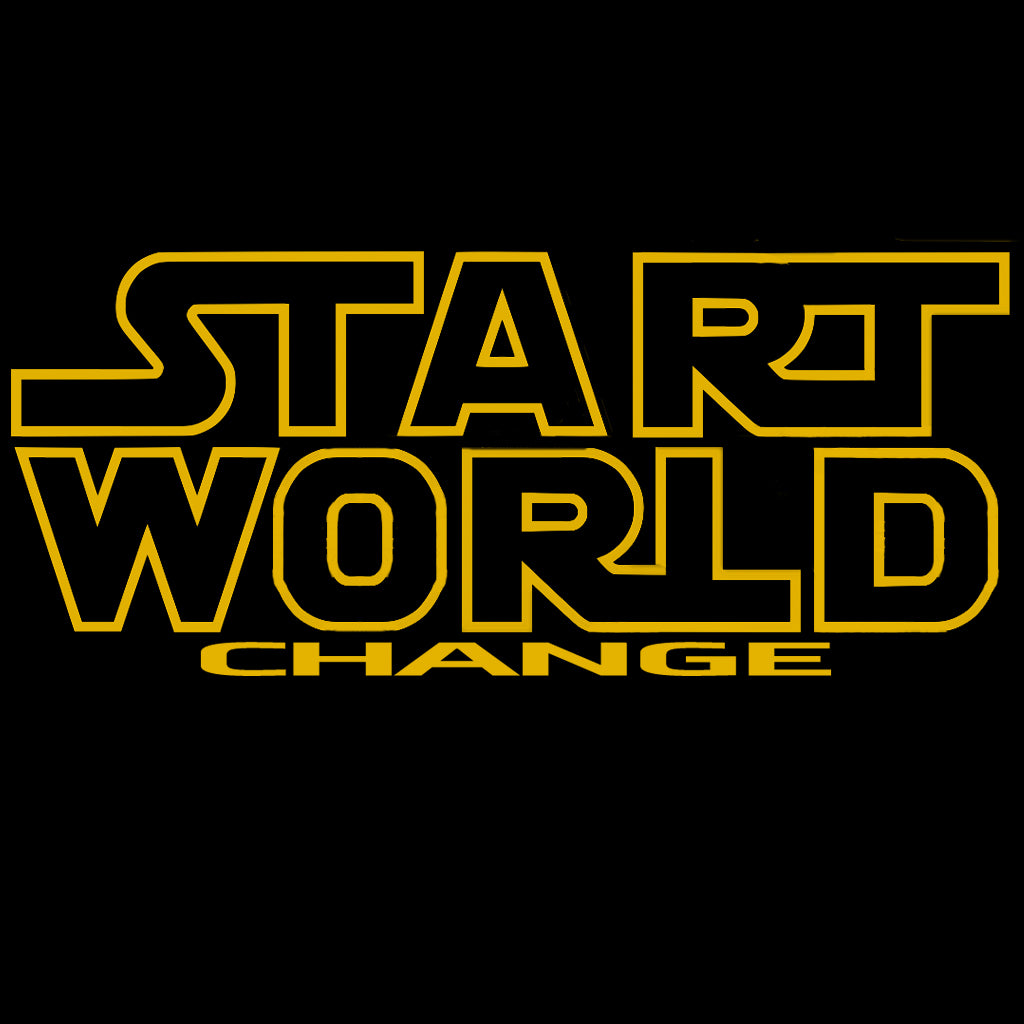 Start World Change - May The 4th Be With You Mens Premium Triblend Tee