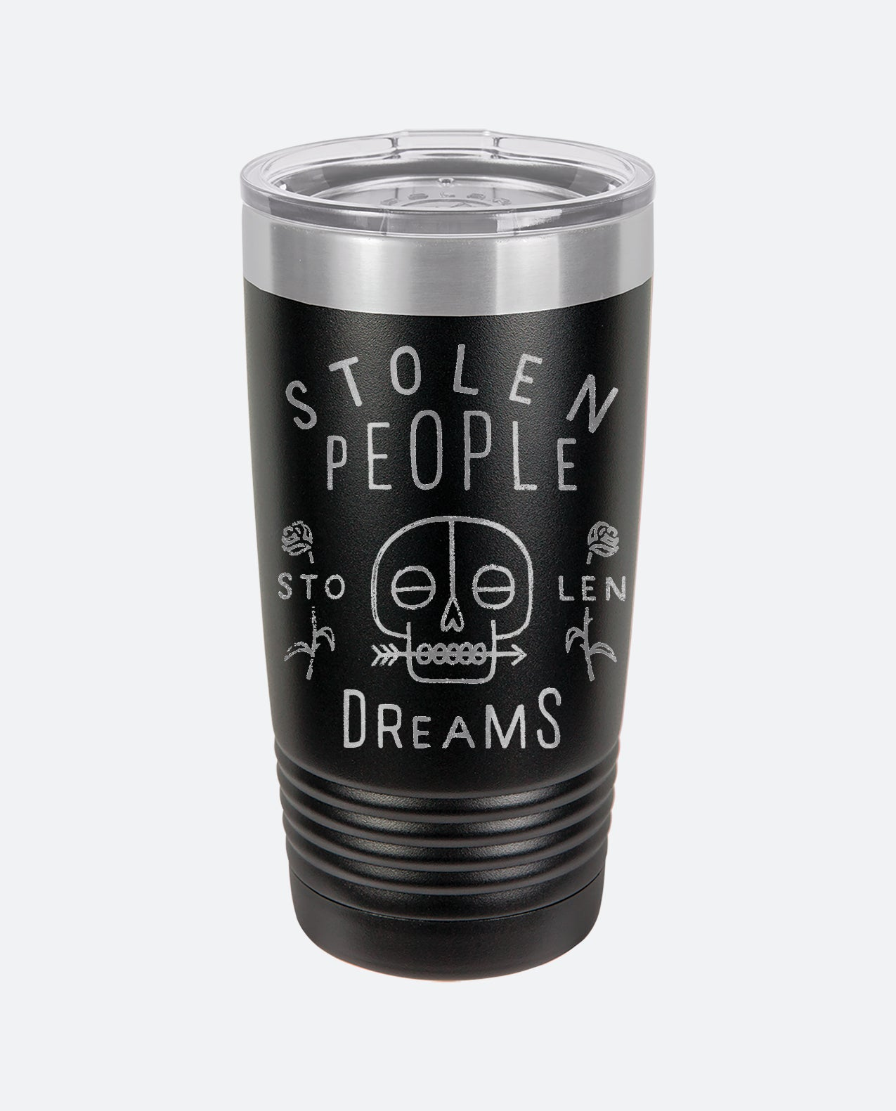 Stolen People Stolen Dreams - Tumbler Drinkware