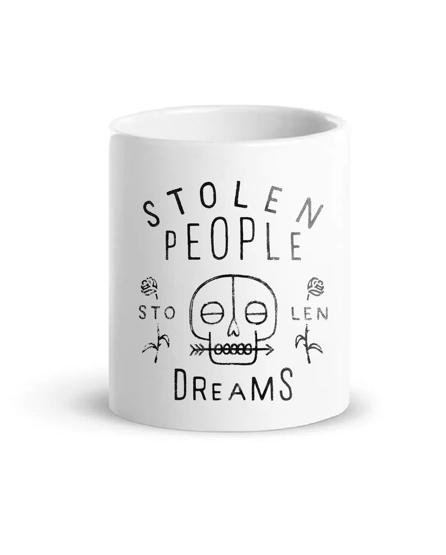 STOLEN PEOPLE Coffee Mug