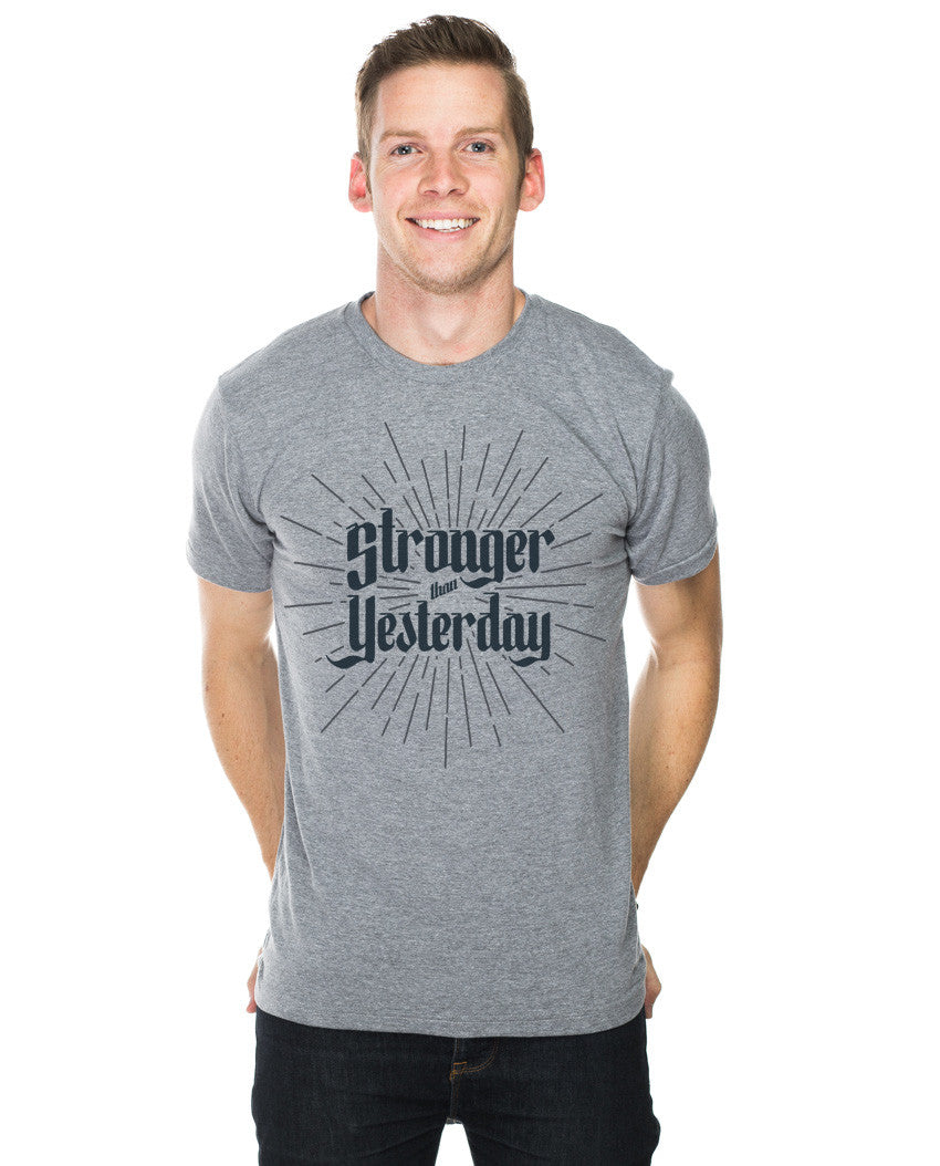 Stronger Fitted Tee