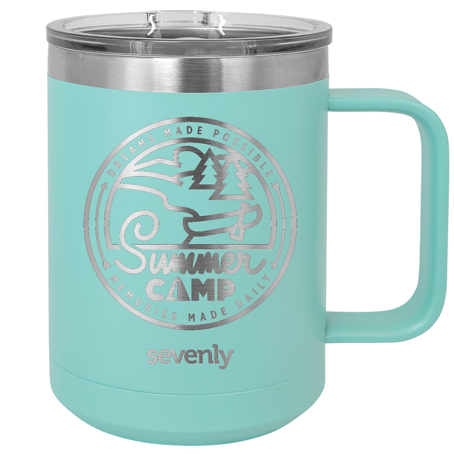 Summer Camp Insulated Mug Drinkware