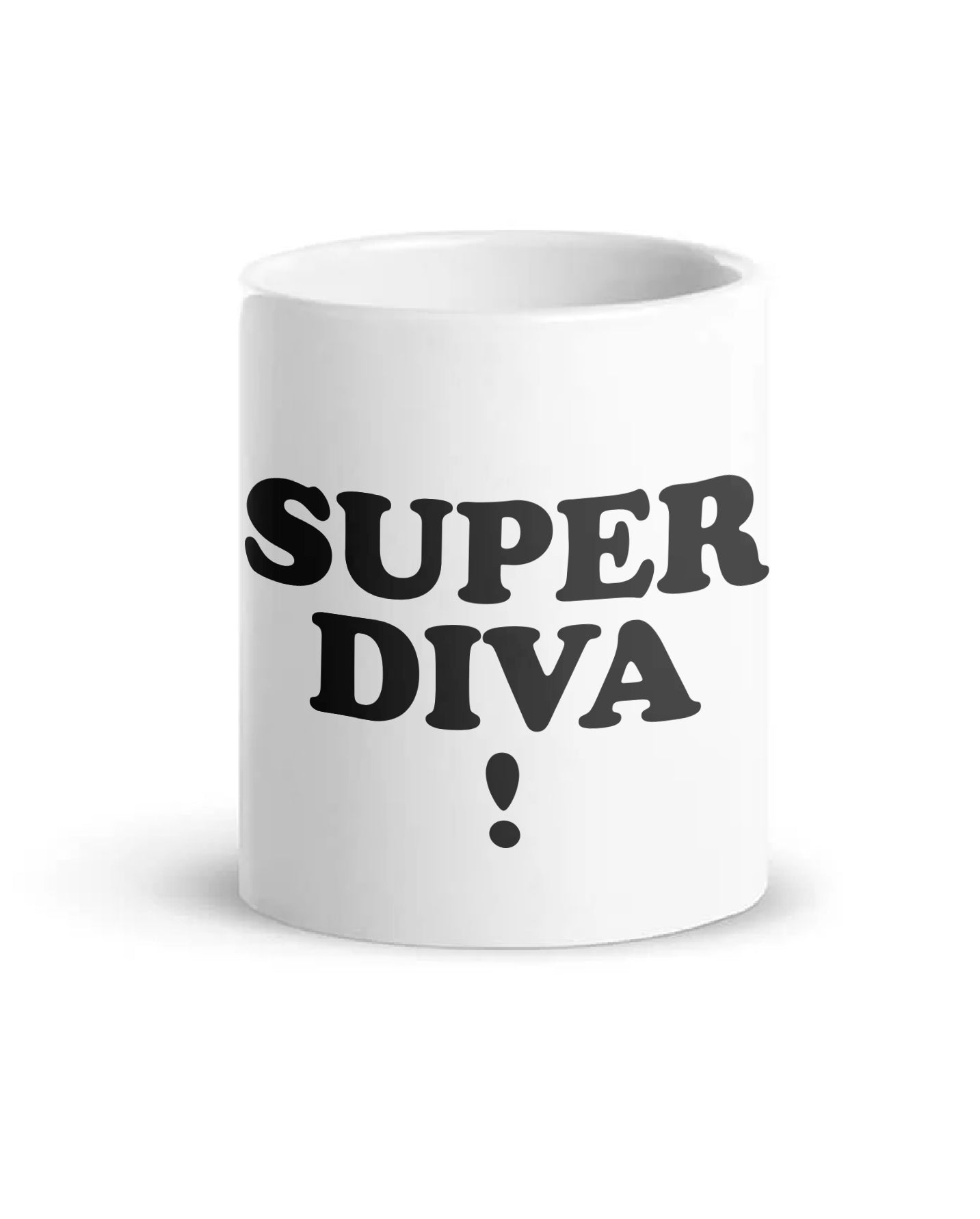 Ruth Bader Ginsberg Super Diva ! Coffee Mug